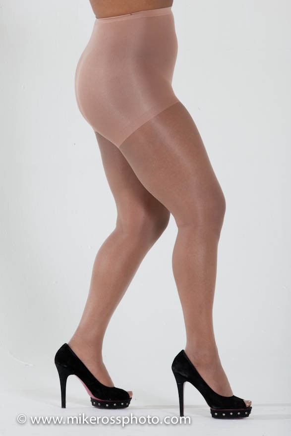 Saffron Ultra-Sheer Pantyhose