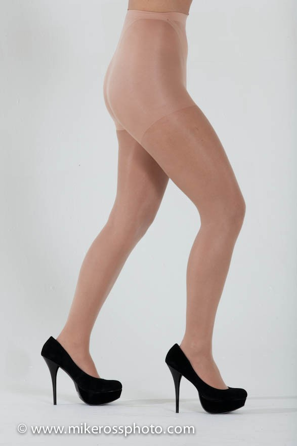 Cassava Ultra-Sheer Pantyhose